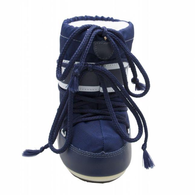 Boys Blue Mini Nylon Boots (19-22)
