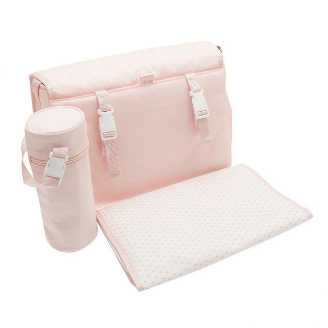 Baby Pink Changing Bag