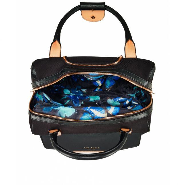 Womens Black Albany Soft Suitcase