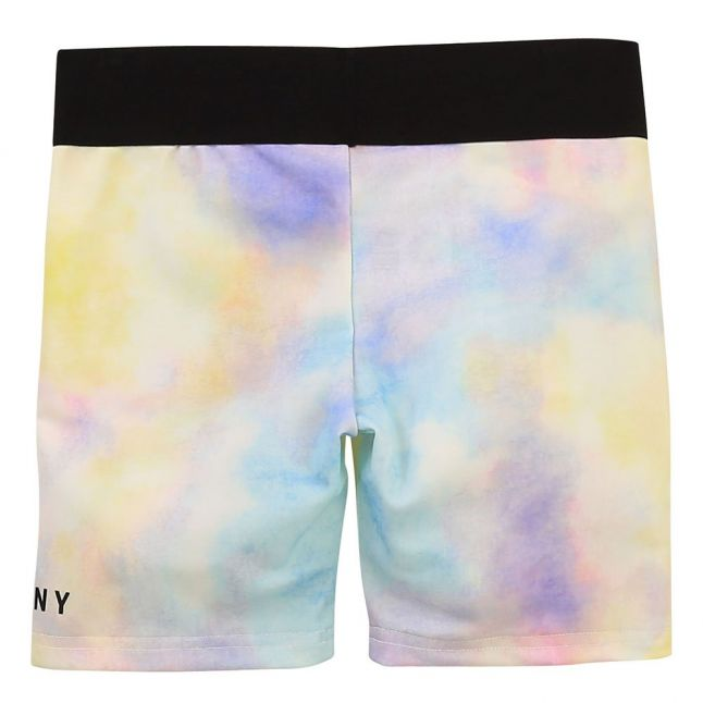 Girls Assorted Cloudy Cycling Shorts