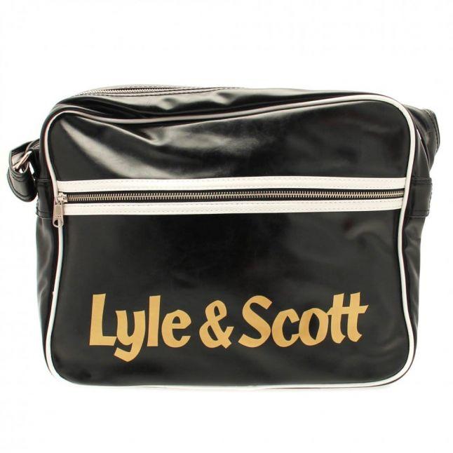 Shoulder Bag in Black