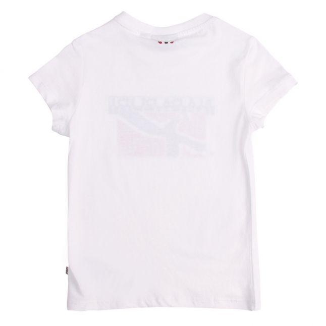 Kids Bright White Sallyn S/s T Shirt