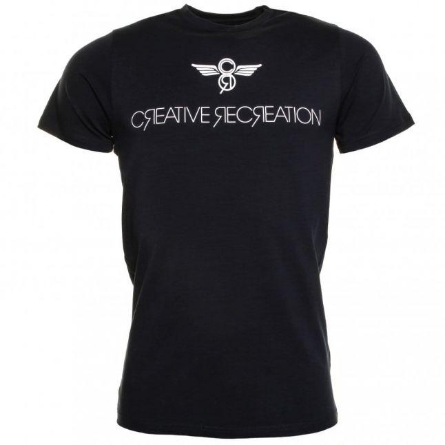 CreativeRecreationMensNavyAvalonS/STeeShirt