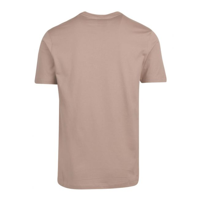 Mens Biscuit Small Logo Custom Fit S/s T Shirt