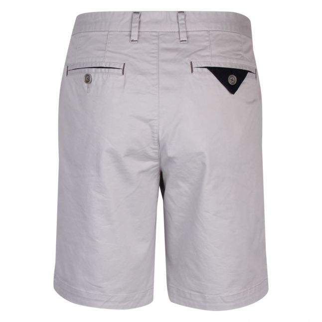 Mens Light Grey Buenose Shorts
