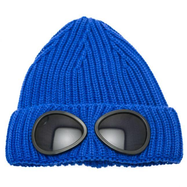 Boys Blue Goggle Hat