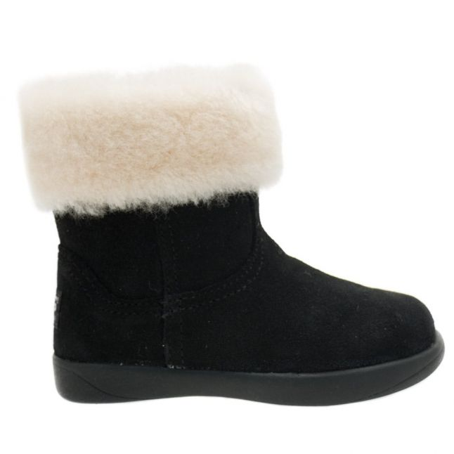 Toddler Black Jorie II Boots (5-9)