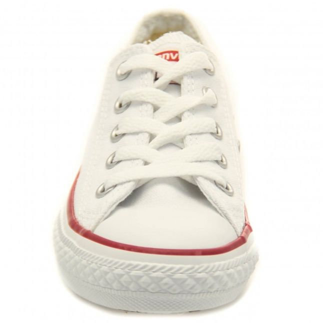 Youth Optical White Chuck Taylor All Star Ox (10-2)