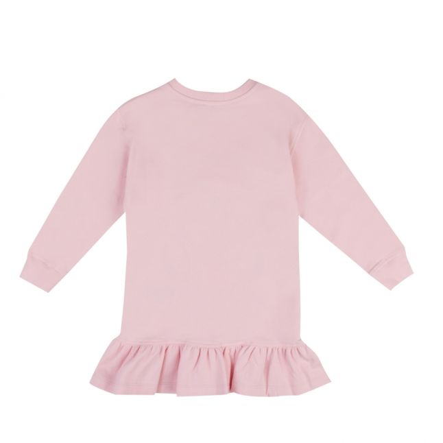 Girls Sugar Rose Toy Outline Ruffle Dress