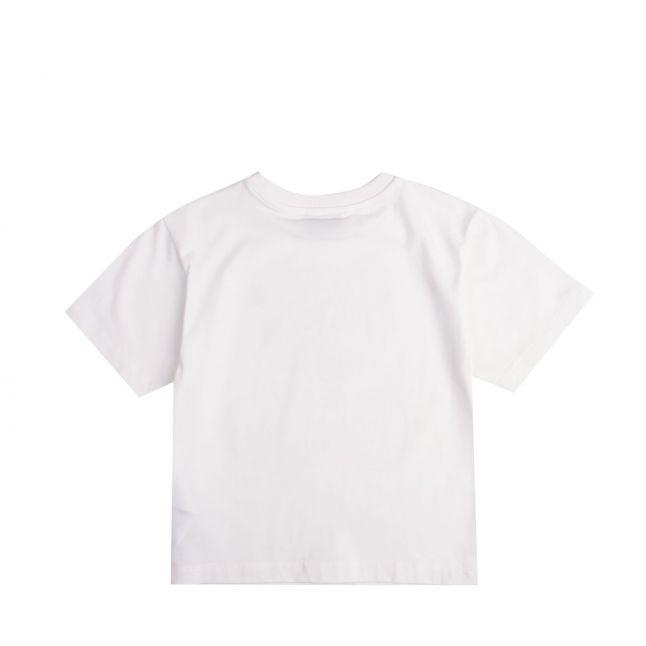 Moschino Girls Cloud Choc Box Toy Maxi S/s T Shirt