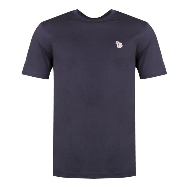 Mens Navy Classic Regular Fit S/s T Shirt