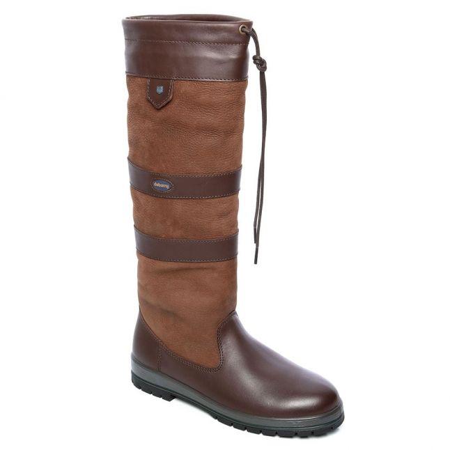Womens Walnut Galway SlimFit™ Boots