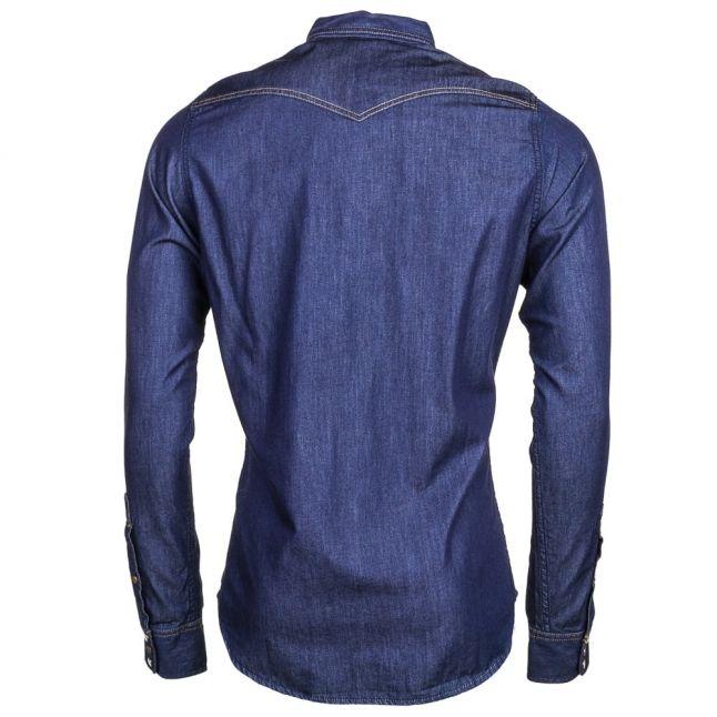 Mens Denim Wash New-Sonora-E Denim L/s Shirt