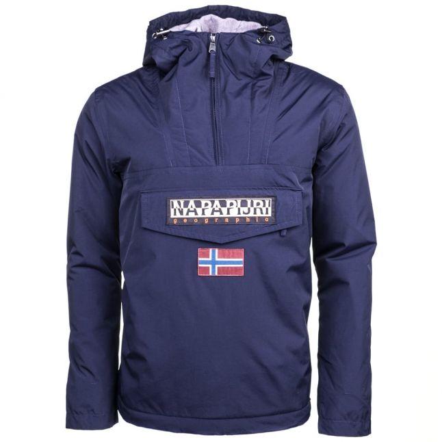 Mens Blue Marine Rainforest Winter Jacket