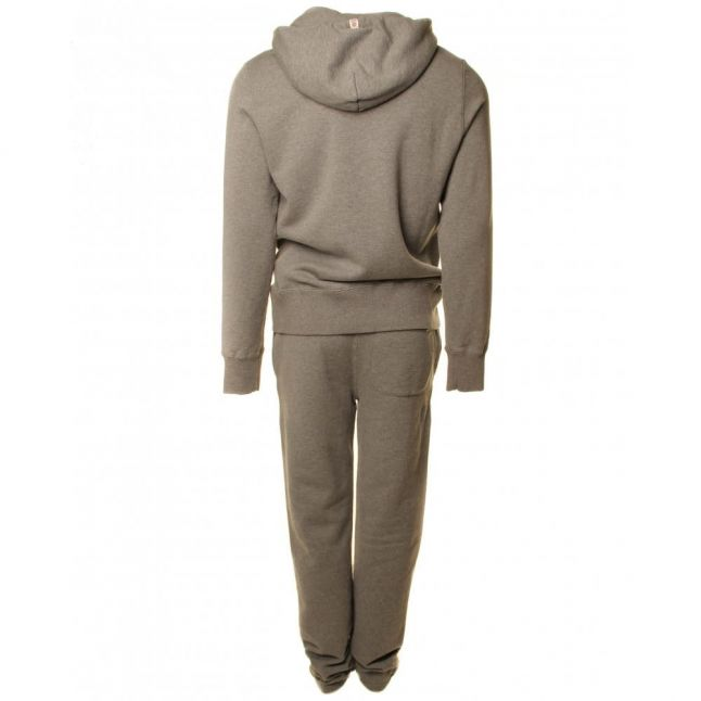 Tracksuit in Grey Melange