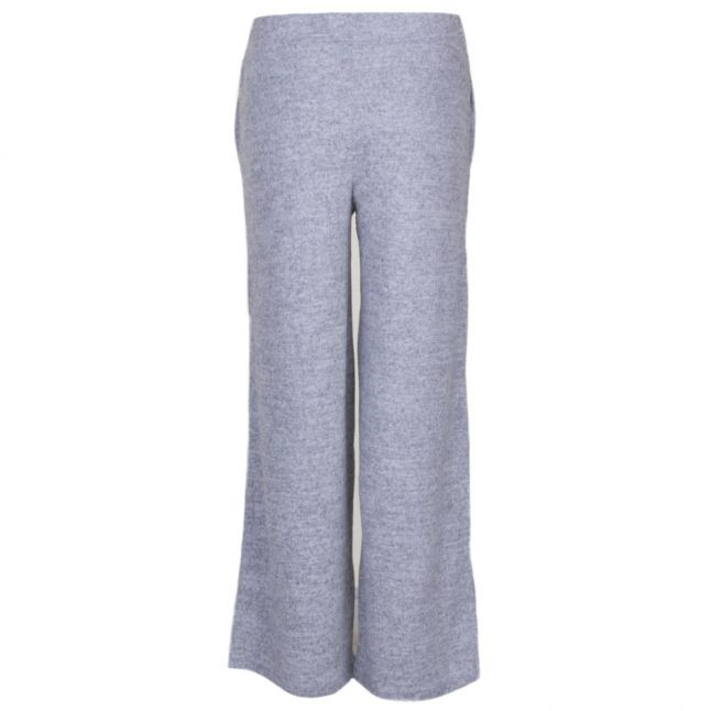Womens Light Grey Vilune Wide Knit Pants