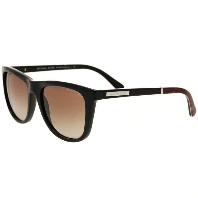 Womens Black Tortoise Algarve Sunglasses