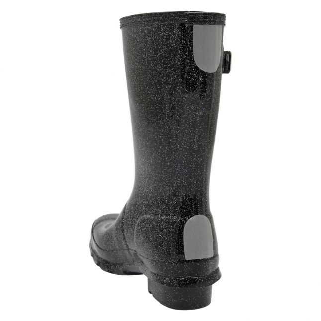 Junior Black Multi Original Starcloud Wellington Boots (12-4)