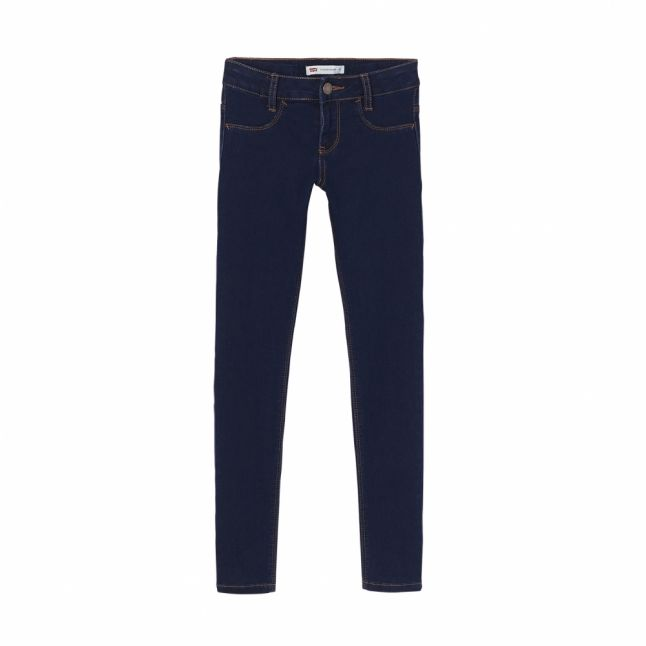 Girls Sodalite Blue 710 Super Skinny Fit Jeans