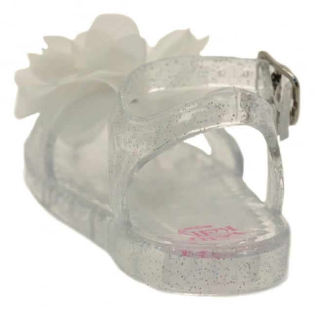 Girls Clear Fiore Sandals (18-33)