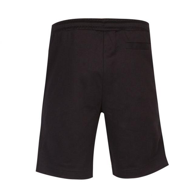 Athleisure Mens Black/Gold Headlo Win Sweat Shorts