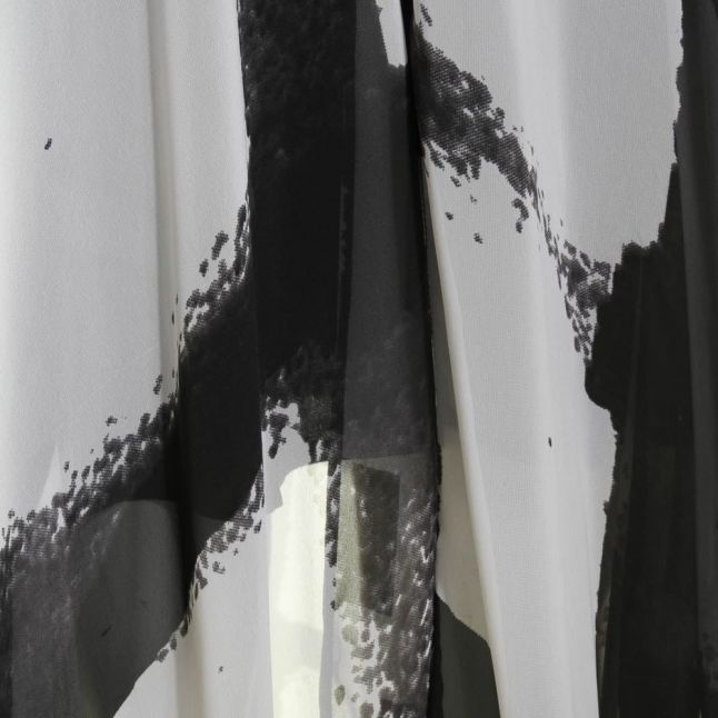 Womens White Perception Maxi Dress