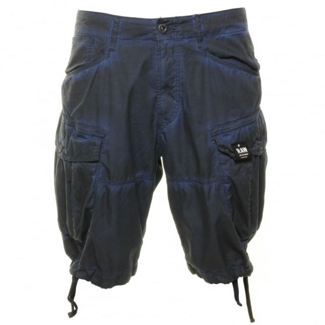 Mens Hudson Blue Rovis Loose Shorts
