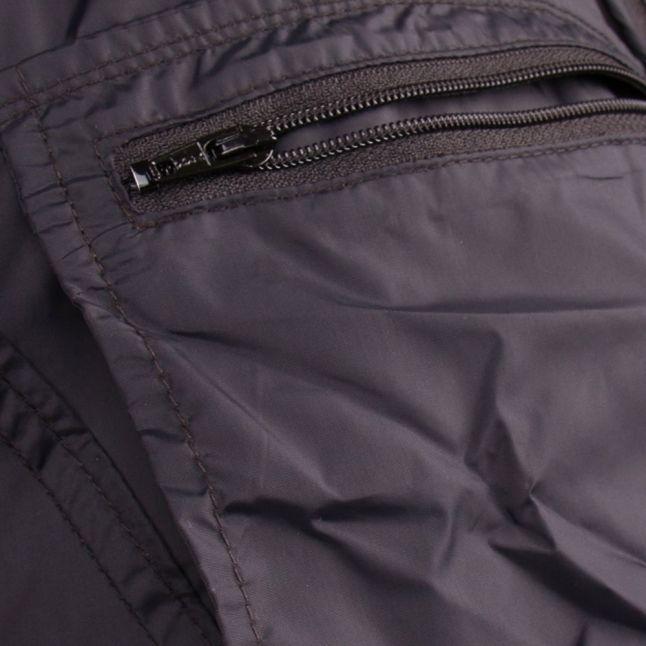 Mens Black Track Jacket
