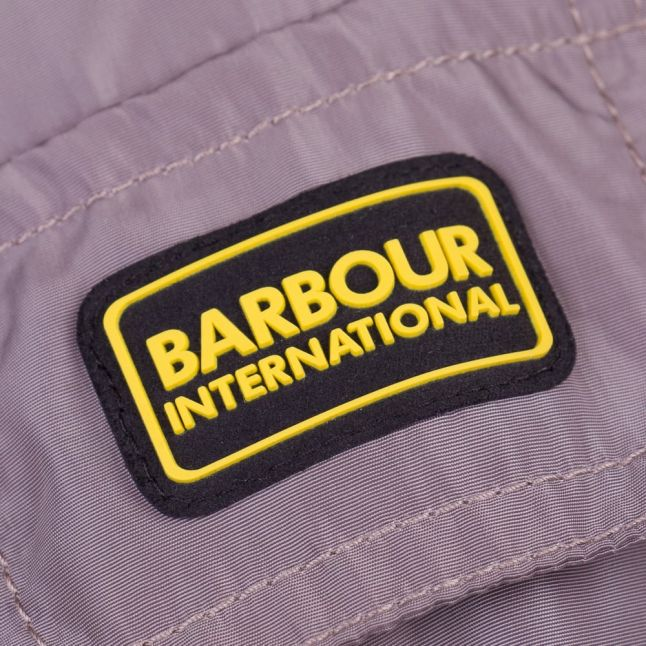 Womens Taupe Swingarm Casual Jacket