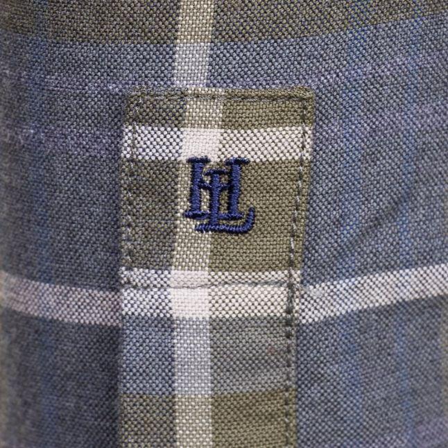 Mens Forest Abberton Check Regular Fit L/s Shirt