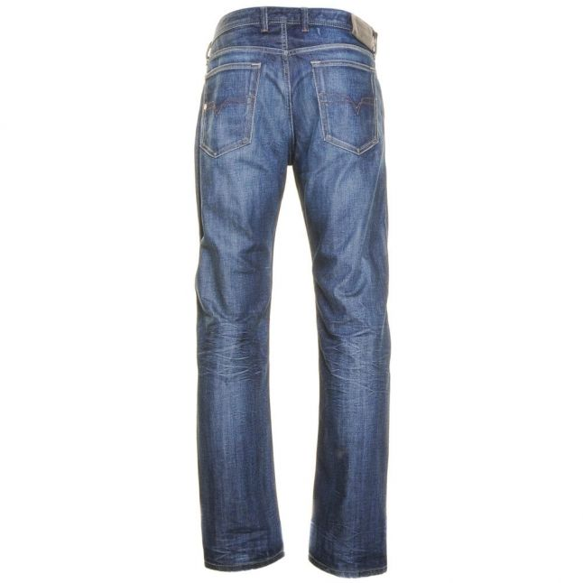 Mens 0806u Wash Waykee Straight Fit Jeans