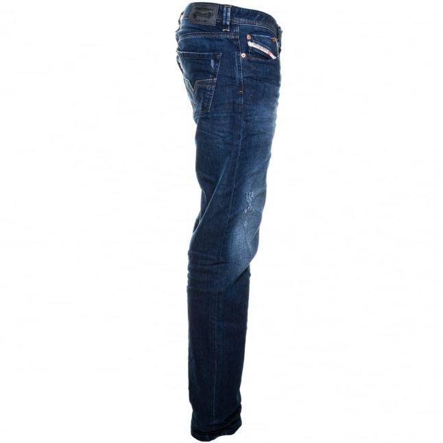 Mens 0853u Wash Larkee Straight Fit Jeans