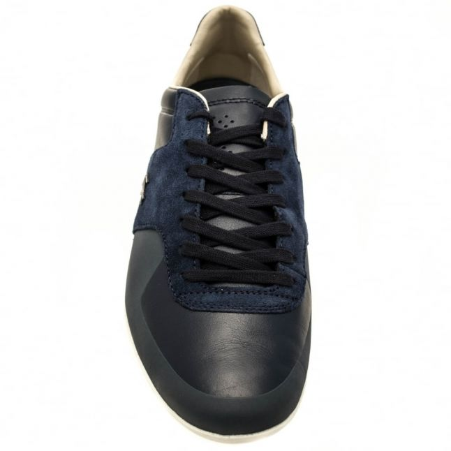 Mens Navy Turnier 316 Trainers