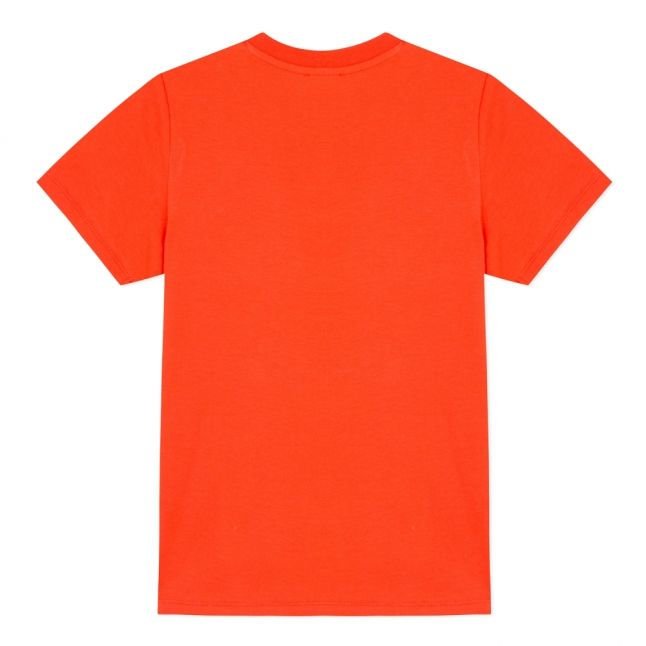 Junior Orange Gavin Japanese S/s T Shirt