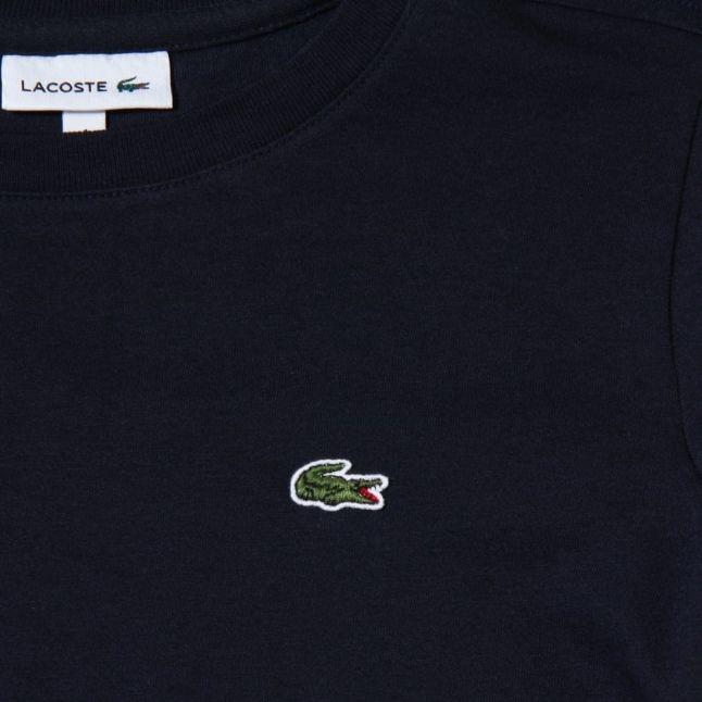 Boys Navy Classic Crew S/s Tee Shirt