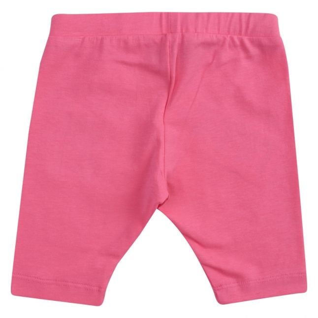 Baby Dark Pink Toy Butterfly Leggings