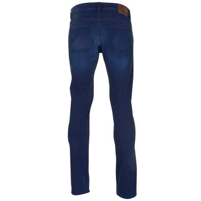 Mens Medium Blue C-Delaware Slim Fit Jeans