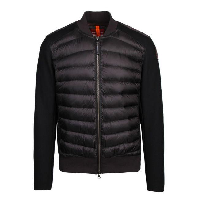Mens Black Terence Hybrid Jacket