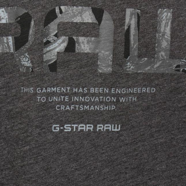 Mens Black Frikran Crew S/s Tee Shirt