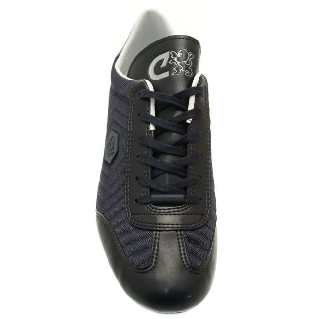 Mens Bright Navy Mesh Recopa Hex Trainers