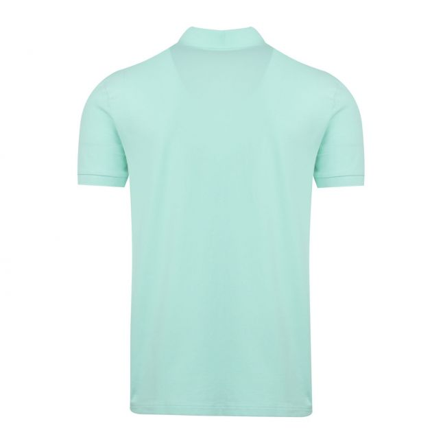 Casual Mens Mint Passenger Slim Fit S/s Polo Shirt
