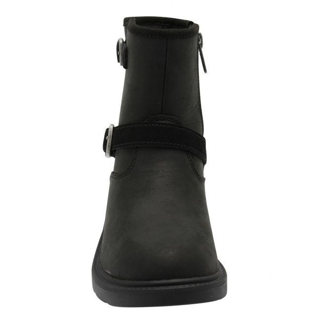 Kids Black Kinzey Waterproof Boots (12-5)