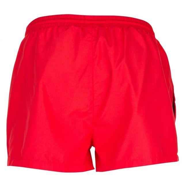 Mens Bright Red Mooneye Swim Shorts