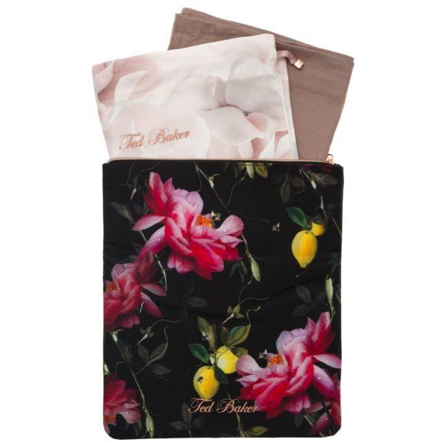 Womens Citrus Bloom Laundry Bag