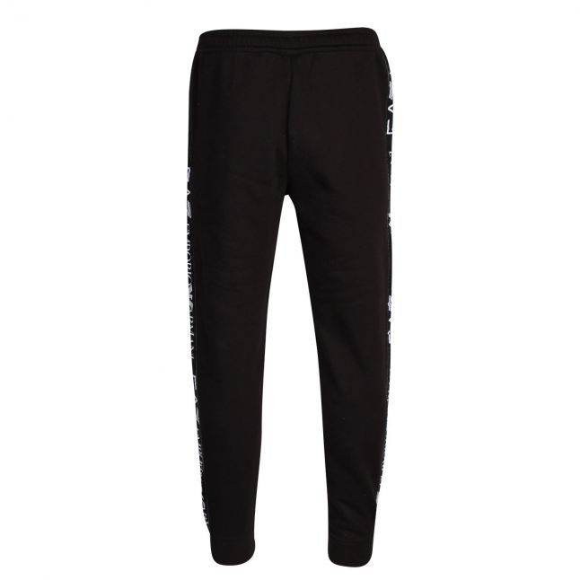 Mens Black Tape Sweat Pants