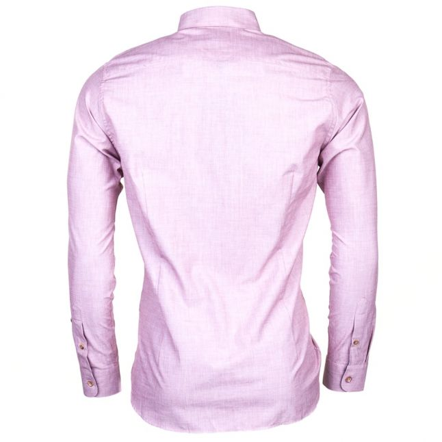 Mens Red Newway L/s Shirt