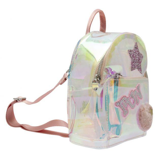 Girls Iridescent Star Backpack