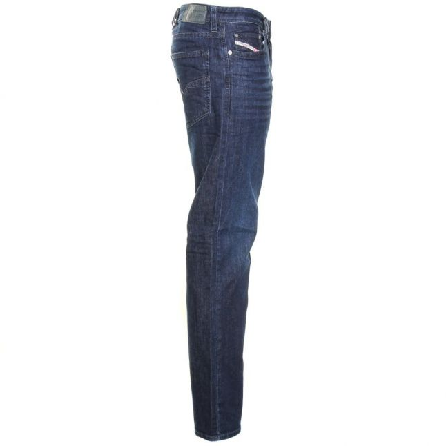 Mens 0845b Wash Larkee Relaxed Fit Jeans