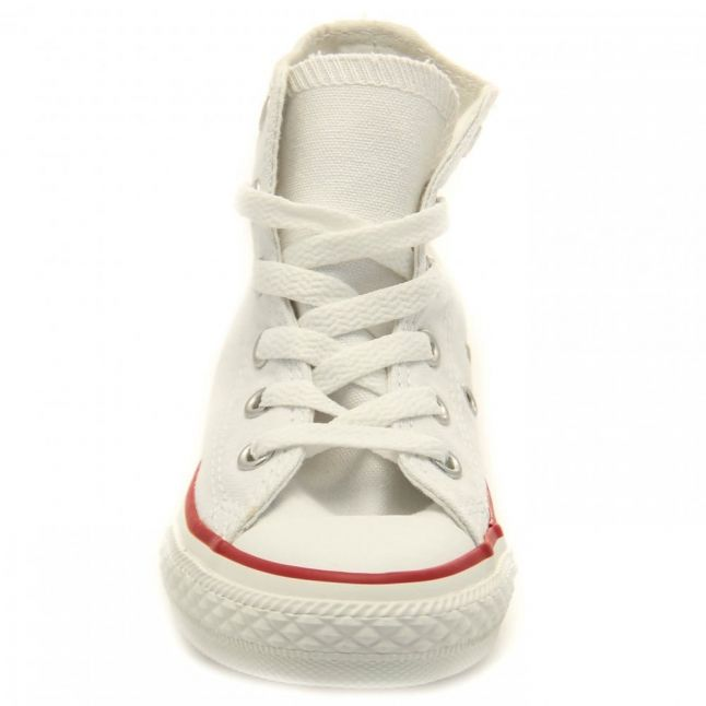 Youth Optical White Chuck Taylor All Star Hi (10-2)