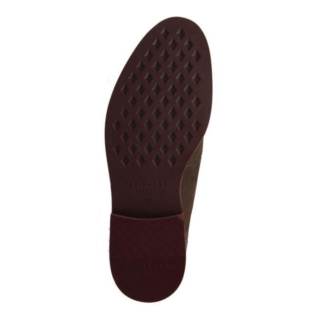 Mens Brown Deekun Derby Shoes